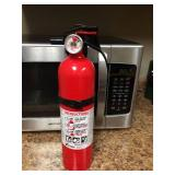 "Kidde FA110 Multi Purpose Fire Extinguisher 1A10BC    ""In Working Condition"""