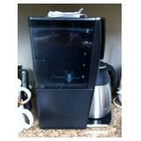 MSRP 119.99  Mr. Coffee 10 Cup Optimal Brew Thermal Coffeemaker,  Stainless Steel Great Working Condition!