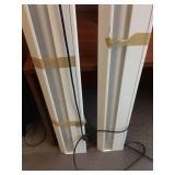 Fluorescent Light Fixtures (2 Lot) Great Working Condition!