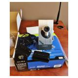 Linksys Wireless B Internet Video Camera - Model WVC11B - 2.4GHz 802.11b 11Mbps   Great Working Condition!