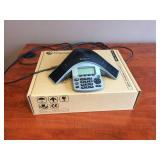 MSRP $600 Polycom SoundStation IP 5000 (2200-30900-001) is a breakthrough conference phone that is set for SIP-based VoIP platforms - Great Working Condition!