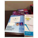 Large Lot Office Supplies, Paper EXC.