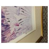 Framed & Matted Print