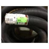 4 in. x 50 ft. Corrugated Pipes Drain Pipe Solid Customer Returns See Pictures