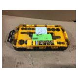 1/2 in. Drive Metric Socket Set with Ratchet (23-Piece) by DEWALT Customer Returns See Pictures