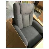CorLiving Arlington Grey Power Lift and Rise Recliner not used see pictures