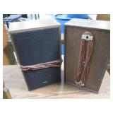 Pair of Vintage 10 watt Panasonic S...