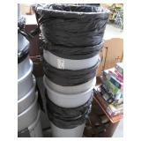 Lot of 6 Heavy Duty Taller Cylinder...