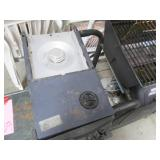 Thermos Gas Patio Grill with Side b...