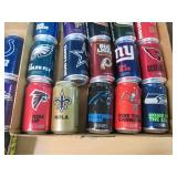 Lot of 32 Bud Light NFL Collector C...