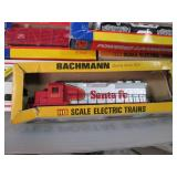 Lot of H.O. Scale Electric Trains &...