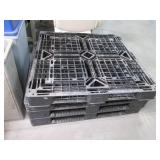 Lot of 4 Standard Sized Heavy Plast...