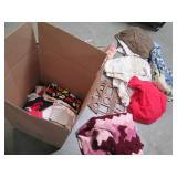 Household Lot with bedding and coll...