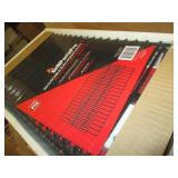 "Case of 6 19"" Adjustable grill grates"