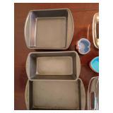 Baking Lot- Pyrex, Wilson