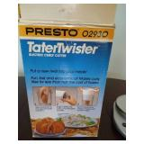 Tater Twister & Kitchen Scale