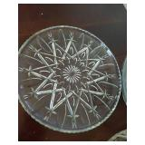 Glass Platters & Cake Stand