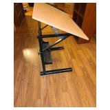Arts & Crafts Adjustable Table