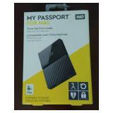 My Passport for Mac Hard drive New in Box