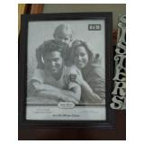 Various Picture Frames: Like New