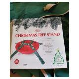 Large Christmas Tree w/Stand & Canvas Bag