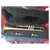 Getzen Trumpet & Case