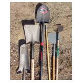 Spades & Shovels