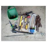 Garden Tools Lot