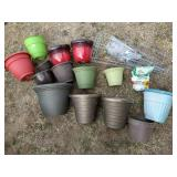 Pots, Tomato Cages, Plant Supports& Plant Food