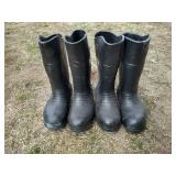 Steel Toe Tingley Flite Boots