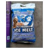 Pet Screen & Pet Safe Ice Melt