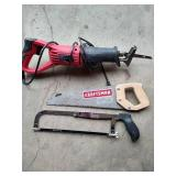 Hand Saws & Reciprocating Saw