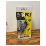 Karcher FC3 hard floor cleaner the retail price in Costco,Amazon and other stores is $250