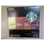 Starbucks K-Cups Variety Pack