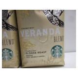 Starbucks Blonde Roast Coffee