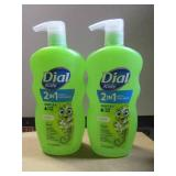 Dial Kids Gentle Body & Hair Wash