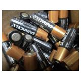 Bulk Duracell AA Batteries