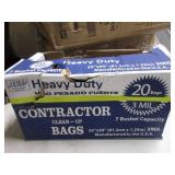 HD Contractor Bags