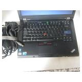 Lenovo ThinkPad T410  Intel(R) Core(TM) i5 CPU M 520 @ 2.40GHz4GB RAM 500 GB HD