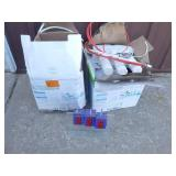 Qty of 2 Brita under sink water filtration systems.. Looks complete but may include extra parts? As shown.