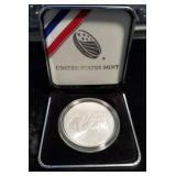 2013 US MINT GIRL SCOUTS COMMEMORATIVE SILVER DOLLAR