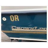 1993 Crownline 225 Br - 22 ft - winterized