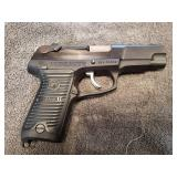 Ruger P89 Special Edition 9mm Handgun, 2 Mags, Box, Manual