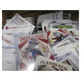 FLASHBACK SPORTS CARDS GOLD RUSH AND MORE