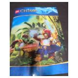 LEGO LEGEND OF THE CHIMA TRADING CARDS