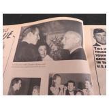 VINTAGE PHOTOPLAY MARYLIN MONROE  1956-1957