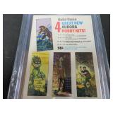 CGC UNIVERSAL GRADE 1966 SUPERMAN COMIC BOOK ENCASED IN HARD COVER