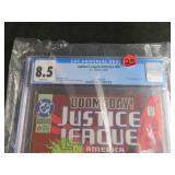 CGC UNIVERSAL GRADE JUSTICE LEAGUE AMERICA COMIC BOOK