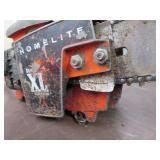 VINTAGE HOMELITE SUPER XL AUTOMATIC CHAINSAW