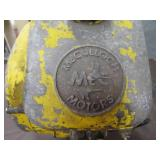 VINTAGE 47 McCULLOCH CHAINSAW